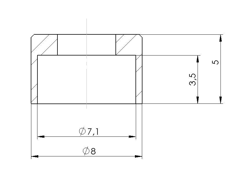 Verstärkungs Set für Graupner Knüppelaggregat